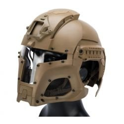 Casque Iron Warrior Desert (S&T)