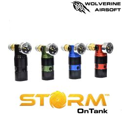 HPA Regulateur Storm Rouge (Wolverine)