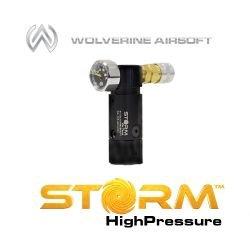 HPA Regulateur Storm High Pressure Noir (Wolverine)