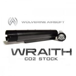 HPA Wraith Co2 Stcok w/ Regulateur Storm (Wolverine)
