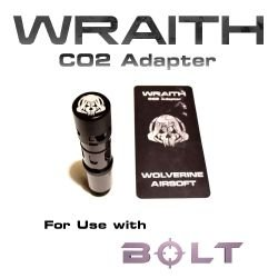 HPA Wraith Co2 Adaptateur (Wolverine)