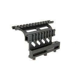 Rail Montage AK Lateral (Buckler)
