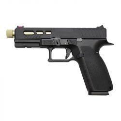 G17 Co2 Custom Blowback Tactique BK/GD (KJ Works)