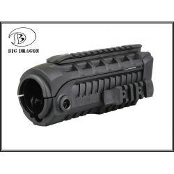 Garde-Main M4 SI Noir (Emerson)
