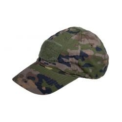 Casquette Baseball Digital Woodland (Delta Tactics)