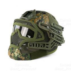 Emerson Helmet G4 System PJ Deluxe Máscara AOR 2