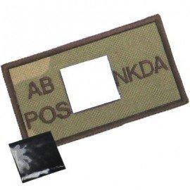 King Arms King Arms Patch Desert 3-Tons AB+ HA-KAPCH-AB-D3T Patch en tissu