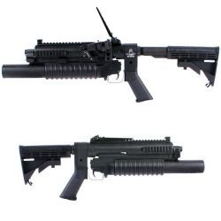 Lance Grenade 40mm Autonome M203 Long (E&C)