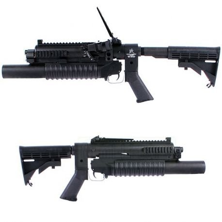 Lance Grenade 40mm Autonome M203 Long (E&C)