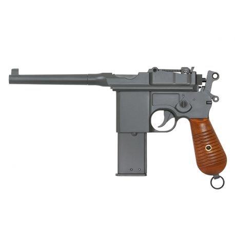 replique-Mauser M712 / C96 Gaz (HFC) -airsoft-RE-HFHG196