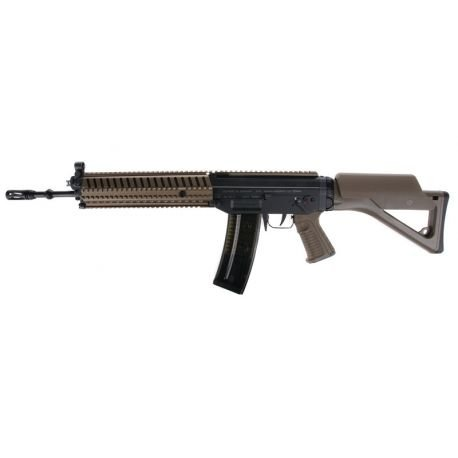 Sig 551 LB Proline MRS Desert Metal (ICS)