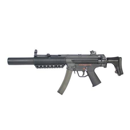 MP5 BRSS SD6 Swat Metal Blowback (Bolt Airsoft)