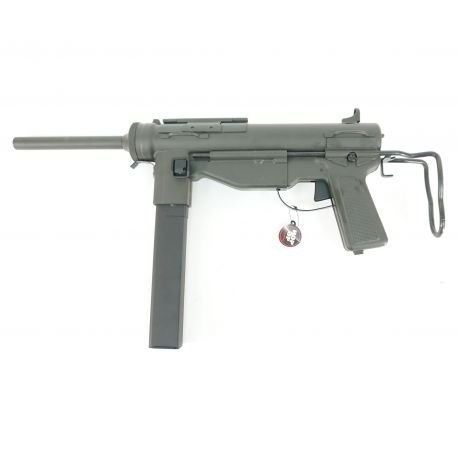 M3A2 Grease Gun Metal Blowback (Snow Wolf)