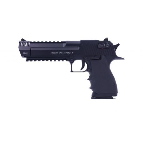 Desert Eagle L6 Co2 Blowback Metal Noir (Swiss Arms)
