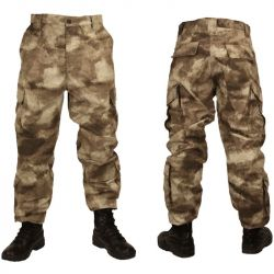 Pantalon Combat A-Atacs Taille XL (Swiss Arms)