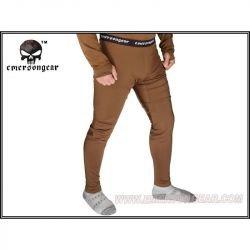 Sous-vetement Pantalon Chaud Coyote Taille L (Emerson)