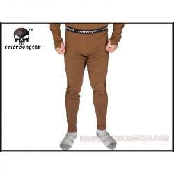 Sous-vetement Pantalon Chaud Coyote Taille XXL (Emerson)