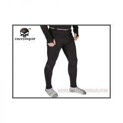 Sous-vetement Pantalon Chaud Noir Taille L (Emerson)