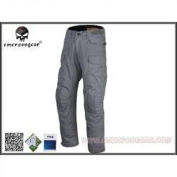 Pantalon Assaut EDR Wolf Grey Taille XXL (Emerson)