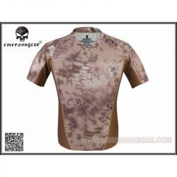 T-Shirt Camo Fastdry Highlander Taille L (Emerson)