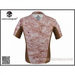 T-Shirt Camo Fastdry AOR1 Taille XL (Emerson)