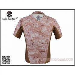 T-Shirt Camo Fastdry AOR1 Taille XL (Emerson)