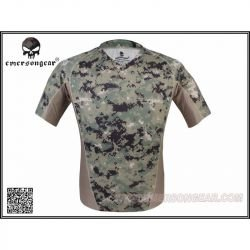 T-Shirt Camo Fastdry AOR2 Taille L (Emerson)