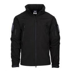 Veste Soft Shell Noir Taille L (101 Inc)