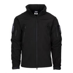 Veste Soft Shell Noir Taille S (101 Inc)