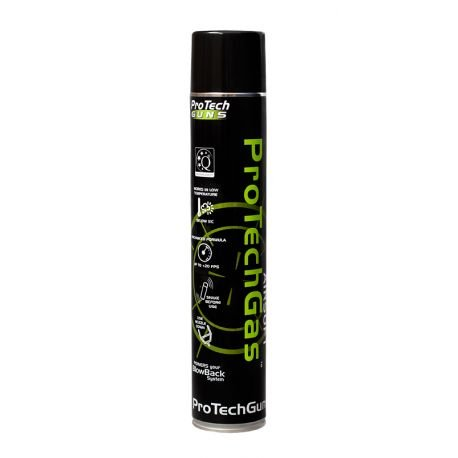 Bouteille Green Gaz 1000ml / 750ml (ProTech)