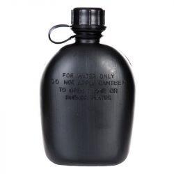 Gourde Plastique 1L Noir