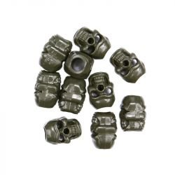 Bouchon Cordon Skull OD (101 Inc)