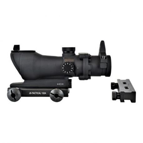 Point Rouge ACOG 1x32 noir (Emerson)