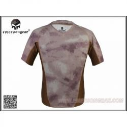 T-Shirt Camo Fastdry A-Tacs Taille L (Emerson)