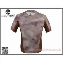 T-Shirt Camo Fastdry A-Tacs Taille XXL (Emerson)
