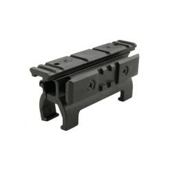 Rail MP5 / G3 Rehausseur Metal (Well)
