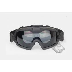 Masque FMA w/ Ventilation Active Noir (101 Inc)