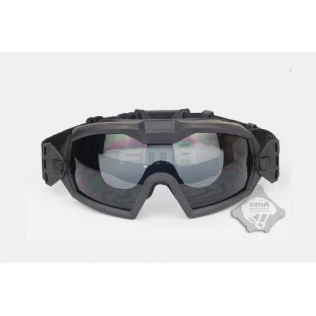 Masque w/ Ventilation Active Gen2 Noir (FMA)
