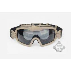 FMA-Maske mit Belüftung Active Desert (101 Inc)