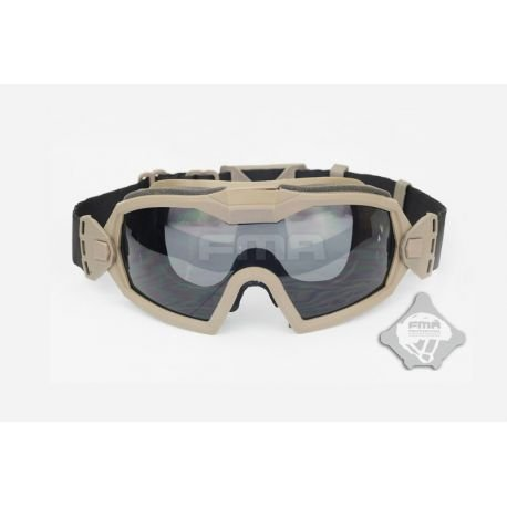 Masque w/ Ventilation Active Gen2 Desert (FMA)