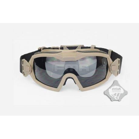 Masque w/ Ventilation Active Gen2 Desert (FMA)