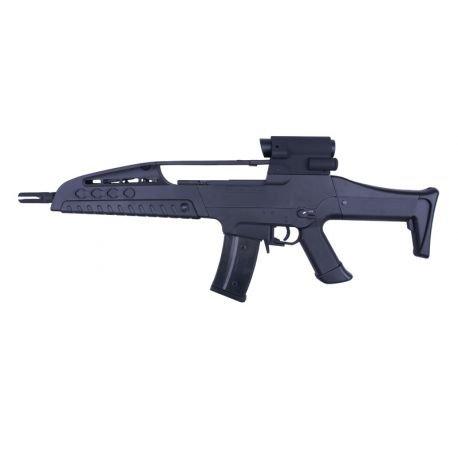 XR-8 Assault Rifle (SRC)