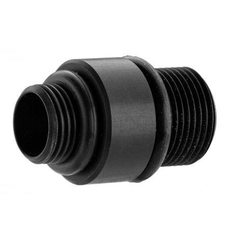 PPS Adaptateur Silencieux (Pistolet) 11mm+ vers 14mm- CNC (PPS) AC-BO60601 Pièces Upgrades GBB