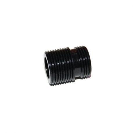 Adaptateur Silencieux (Pistolet) 11mm- vers 14mm- CNC (PPS)