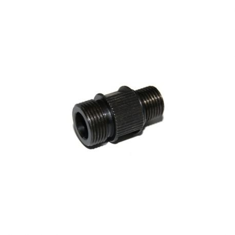 Adaptateur Silencieux (Pistolet) 11mm- vers 14mm- WE (PPS)