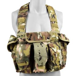 Chest Rig / Chicom M4 OD (JS)