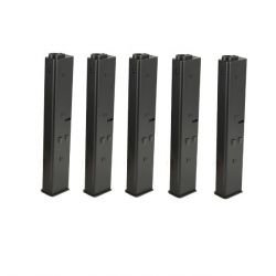 Pack de 5 Chargeurs 9mm LMG (Ares)