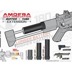 Extension Batterie Amoeba 140mm (Ares)