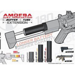 Extensión de la batería de ameba 140 mm (Ares)