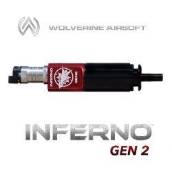 HPA Inferno M249 Premium Edition Gen2 (Wolverine)